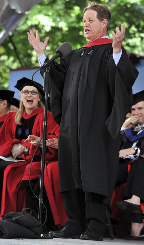 Meryl Streep, Jimmy Tingle