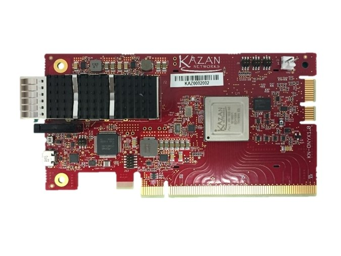 PLDA Announces Integration of Their PCIe 3.0 Controller IP into Kazan Networks' NVMe over Fabric™ Fuji ASIC, Providing a Dramatic Increase in Scalability and Flexibility for Storage Applications