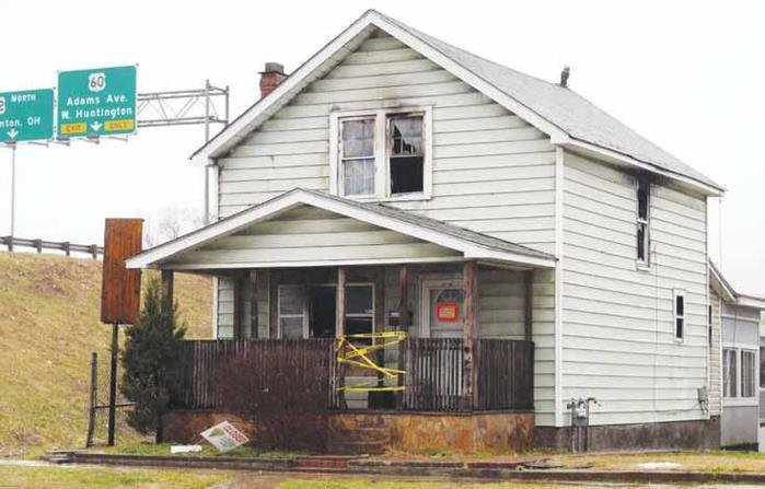 Two fires in vacant structures being probed