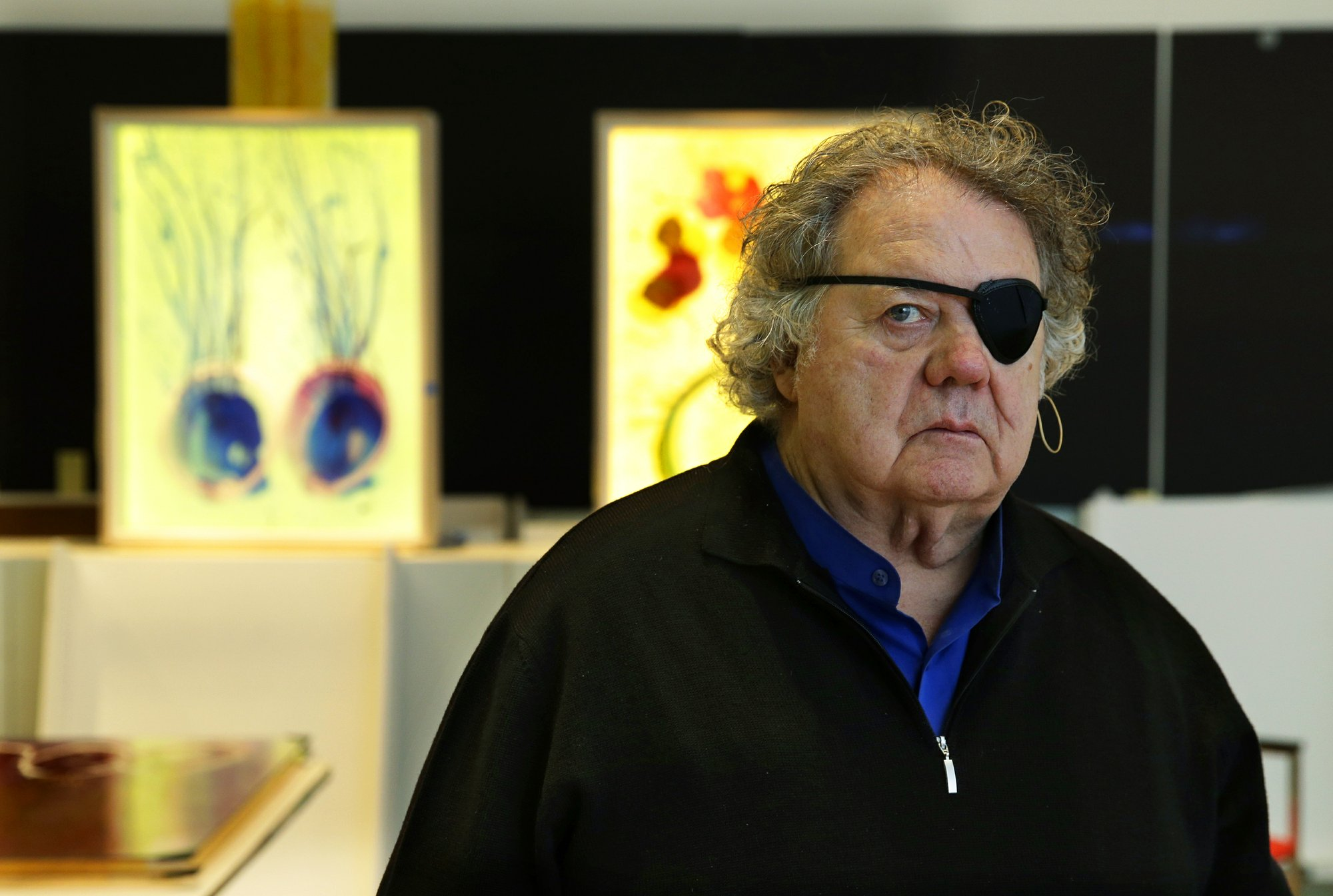 At 75 Dale Chihuly Discusses Struggles With Mental Health
