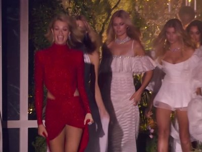 Music, models and masses of money at amfAR in Cannes