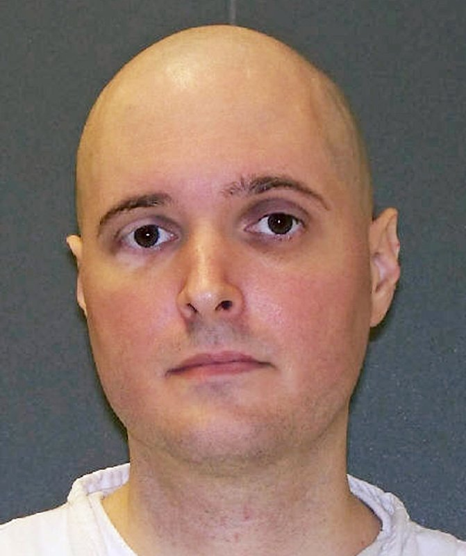 Alabama inmate claims he is at risk for 'botched' execution