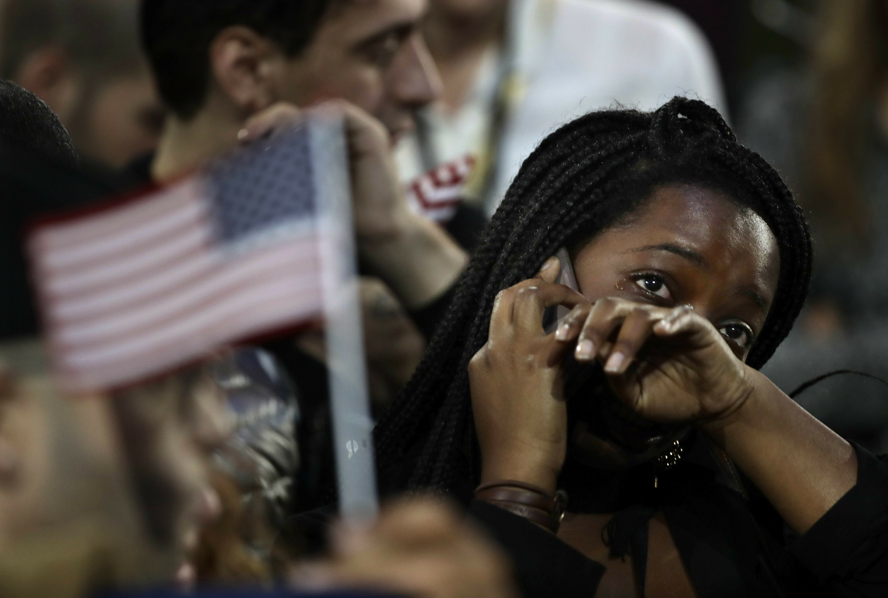 Poll: Young Americans fear they will be worse off post-Trump