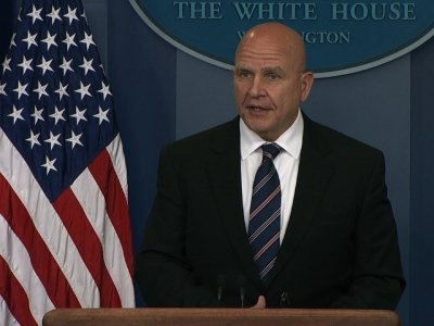 McMaster: Trump Did Not Know Intel Source