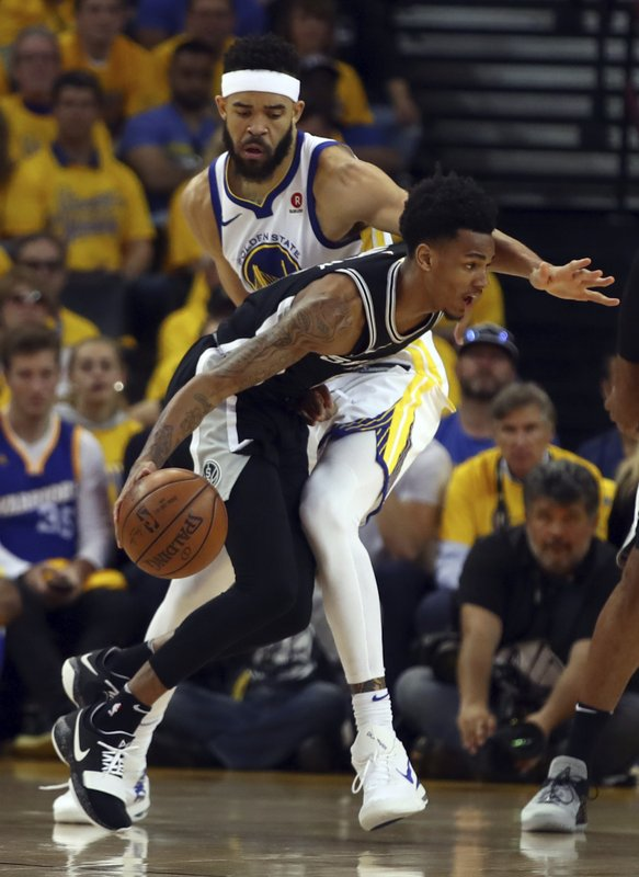 JaVale McGee, Dejounte Murray