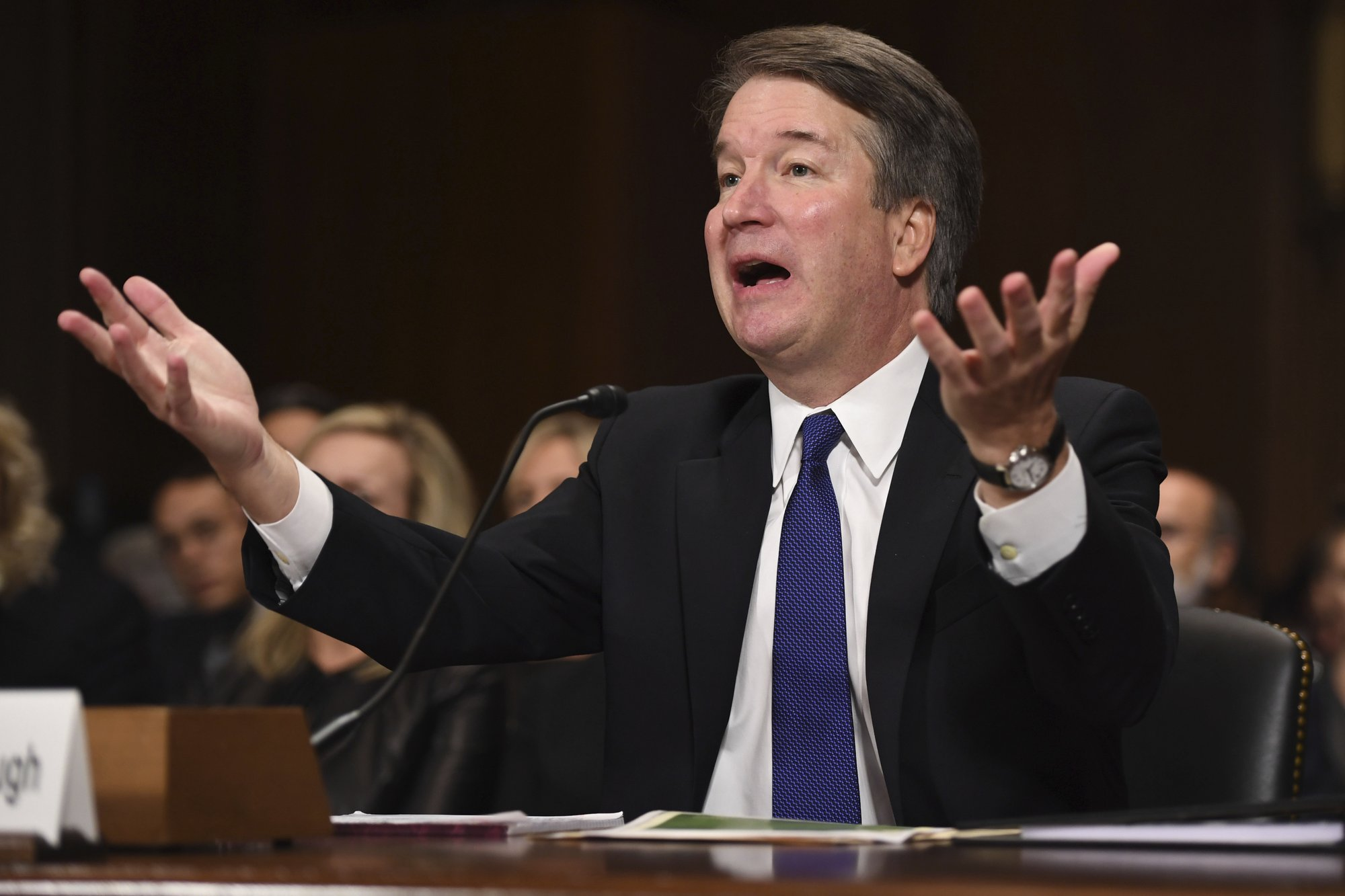 Kavanaugh Had Different Tune On Lie Detectors In The Past Detector Circuit