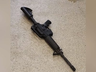 Photo of Waffle House Shooting Gun Released