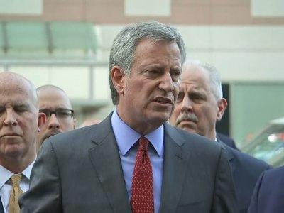 Mayor: 1 Doctor Dead, Several Fighting for Lives