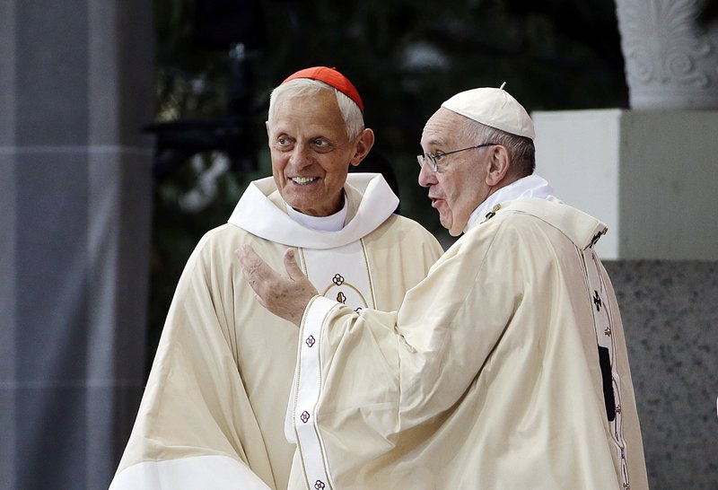 Pope Francis, Donald Wuerl