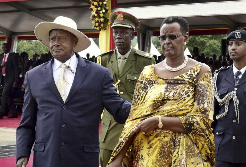 Yoweri Museveni, Janet Museveni