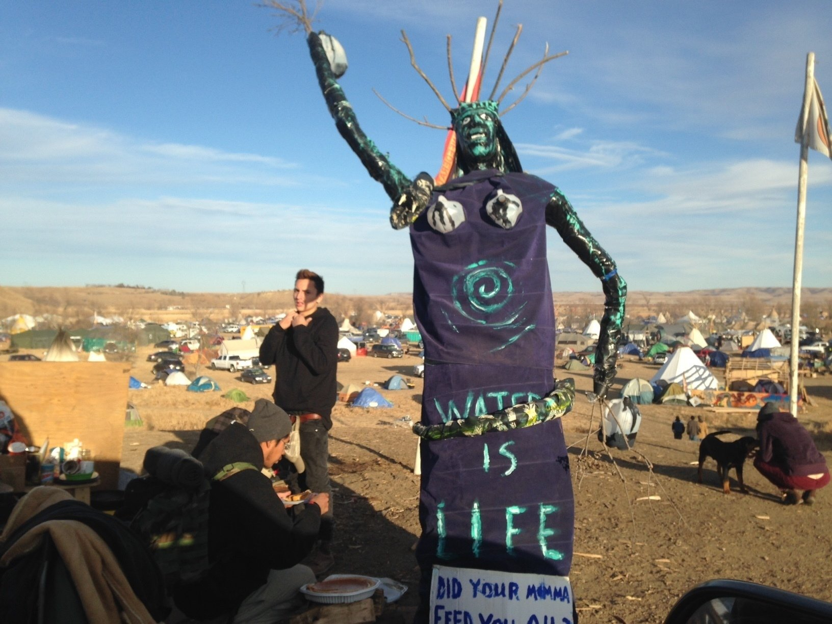 Dakota Access pipeline protesters told to leave by Dec. 5