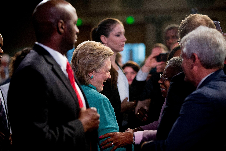 "Clinton blames Republican leaders for a ""paralyzed"" Congress"