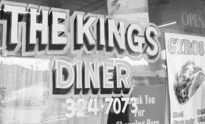 The King's Diner is a feast for less than a king's ransom