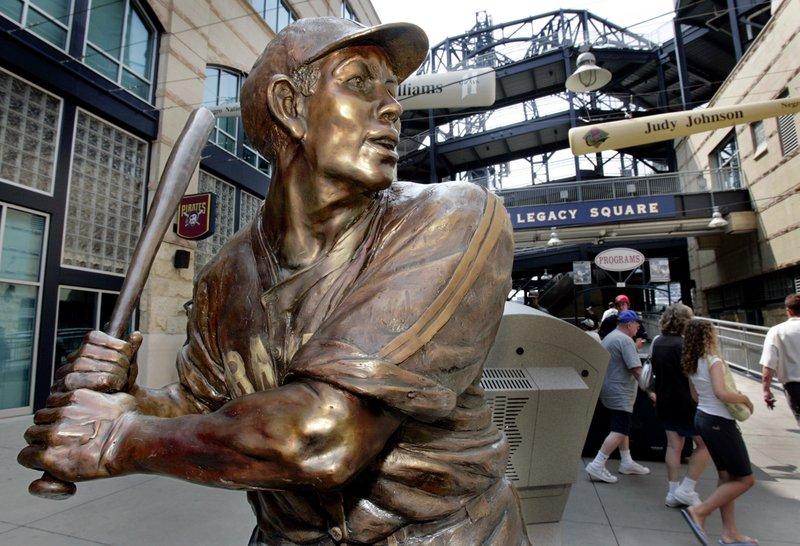 Josh Gibson Statue