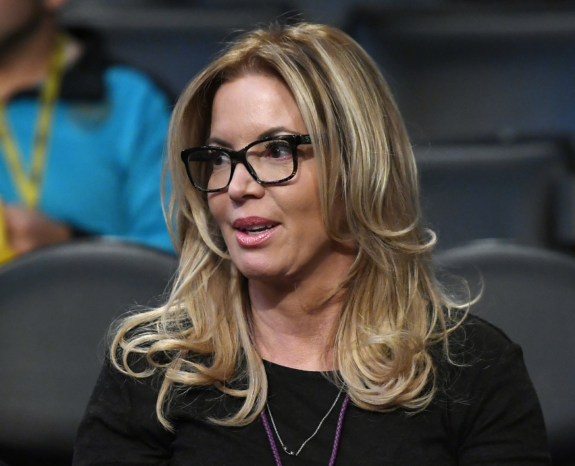 agreement puts jeanie buss in control of lakers for life