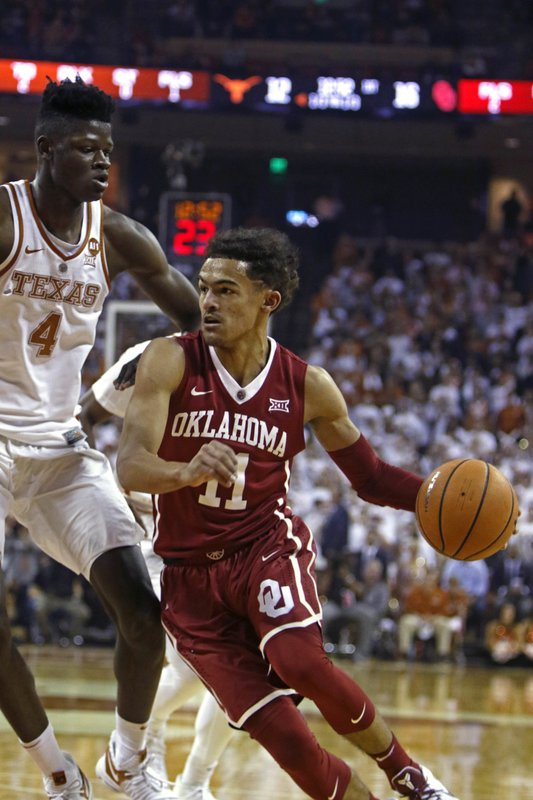 Trae Young, Mohamed Bamba