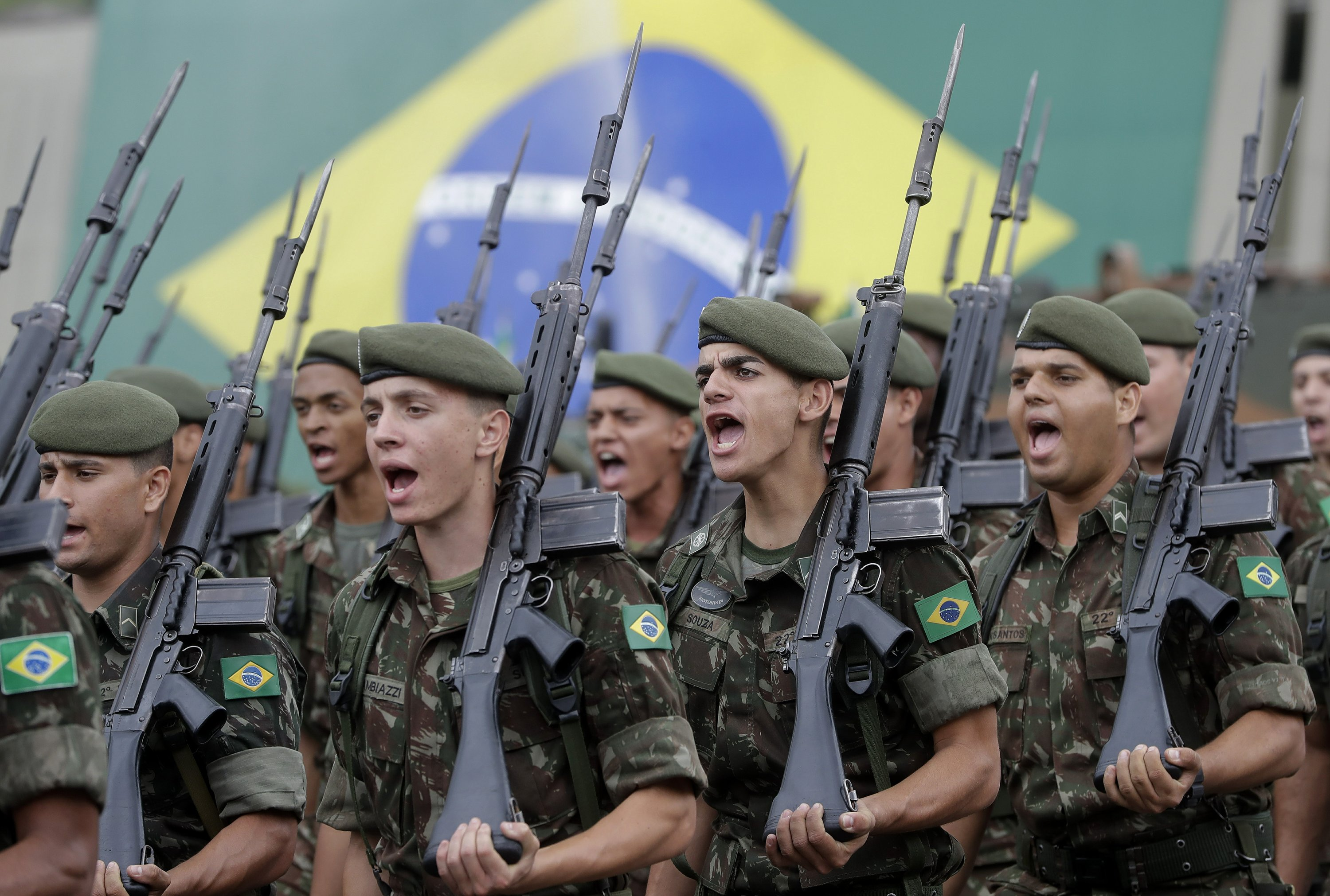 Brazil's military start commemorations of 1964 coup