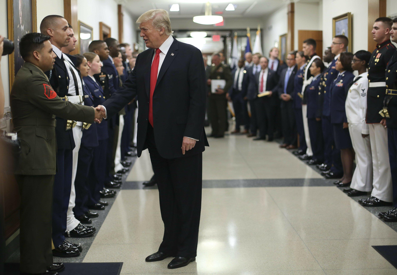 Trump legal team looking to investigate Mueller aides