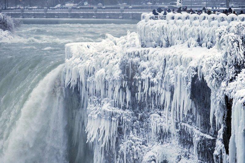 Cold Weather Niagara Falls