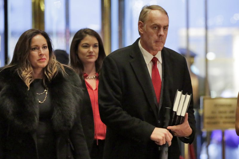 Democratic activist charged with assaulting Zinke staffer