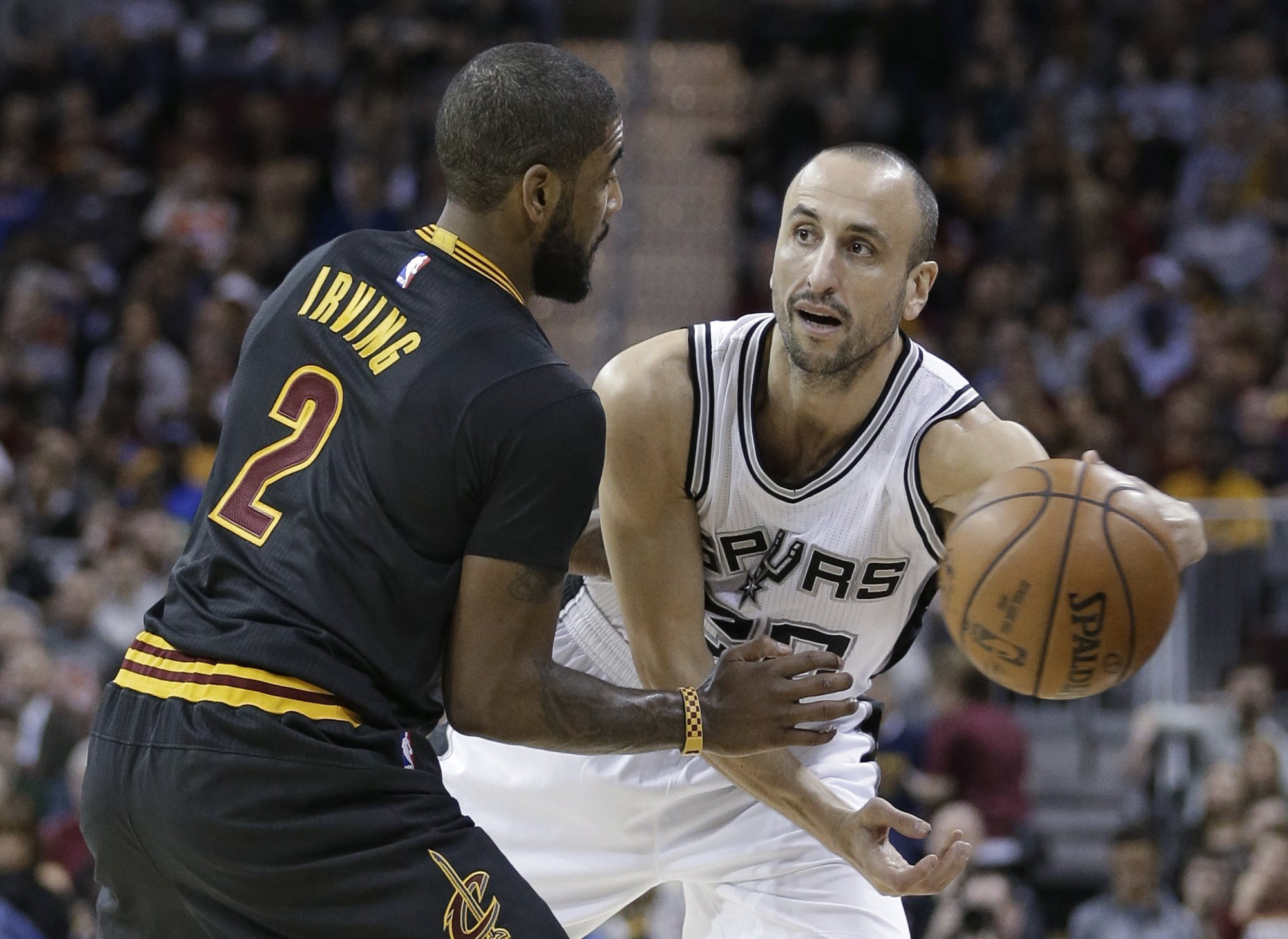 Manu Ginóbili regresa con Spurs para una 16ta temporada