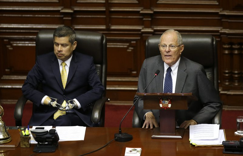 Pedro Pablo Kuczynski, Luis Galarreta