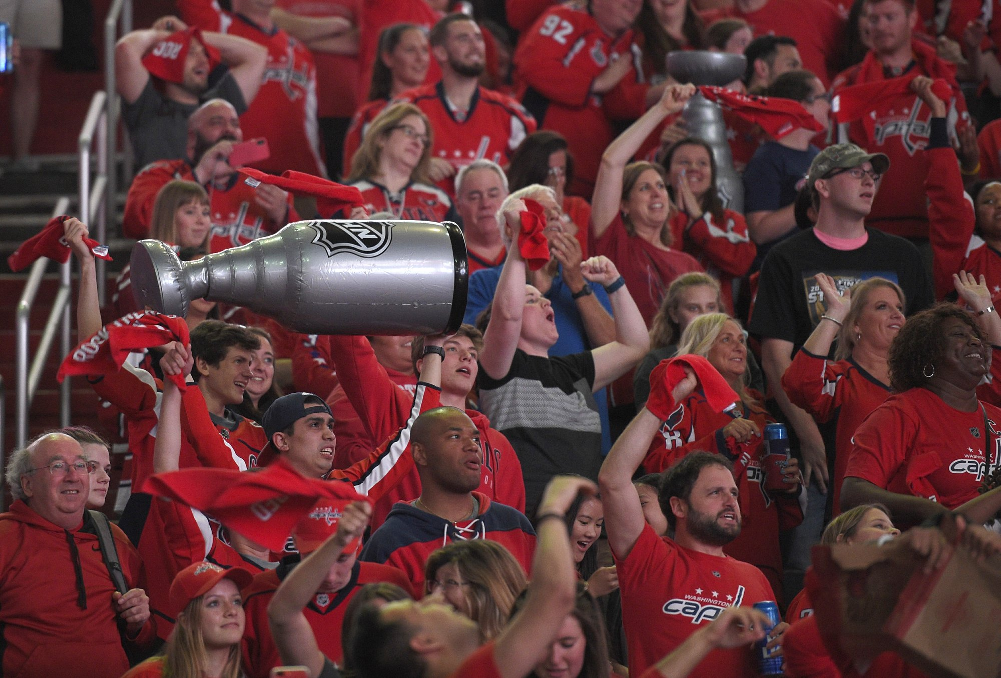 90634380d72 Stanley Cup run makes up for Capitals  playoff failures