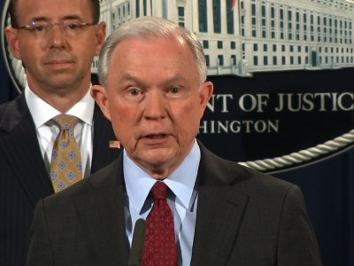 Sessions Steadfast Amid Trump Dissatisfaction