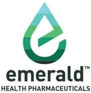 Emerald Health Pharmaceuticals Announces Scientific Innovation Award Received at International Cannabis Research Society Conference