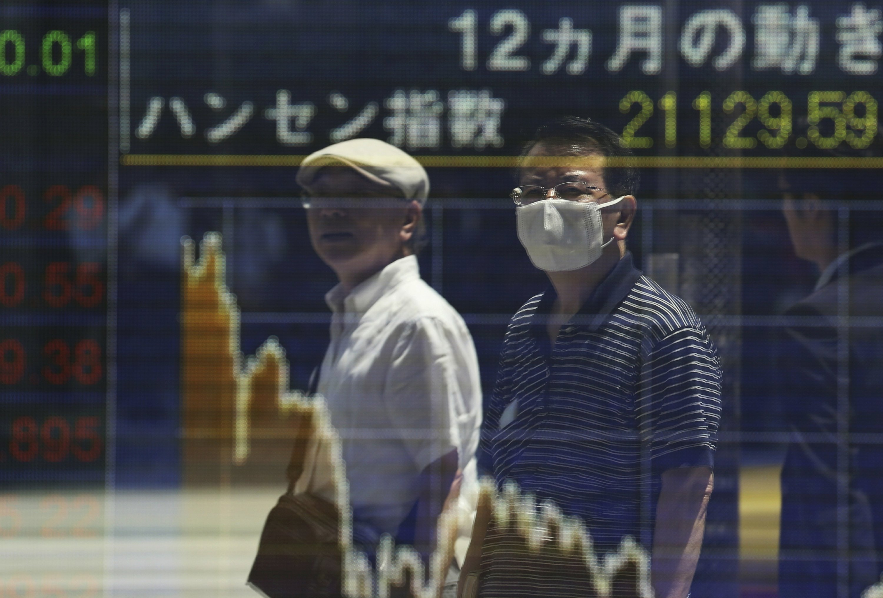 Asian shares mixed, investors wait after US shut for holiday