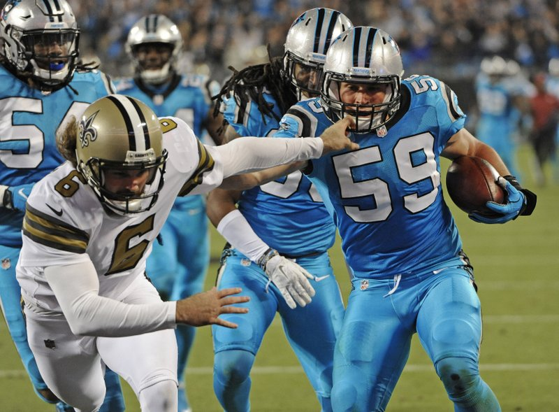 Another blocked kick, more 'catastrophic' results for Saints