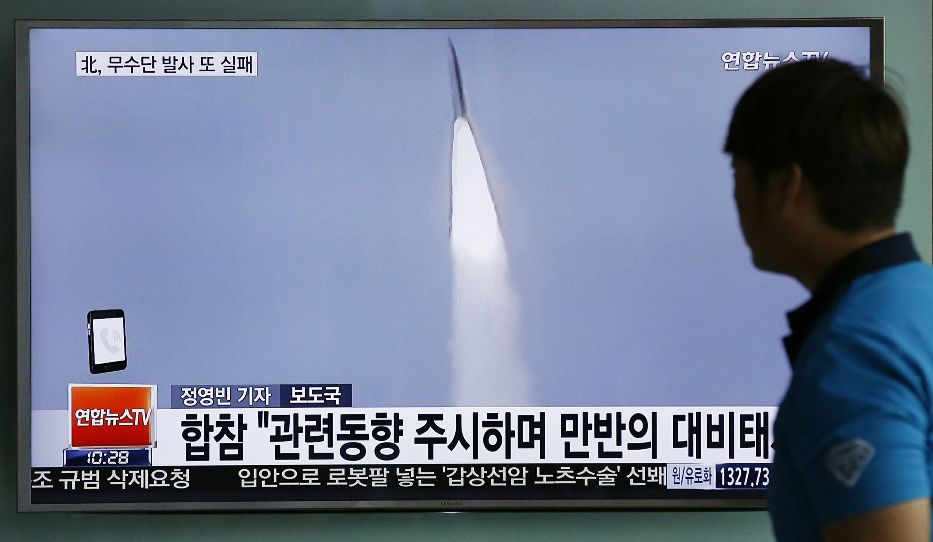 North Korea trumpets successful midrange missile launch