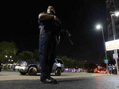 Audio: Dallas Police Respond to Deadly Ambush