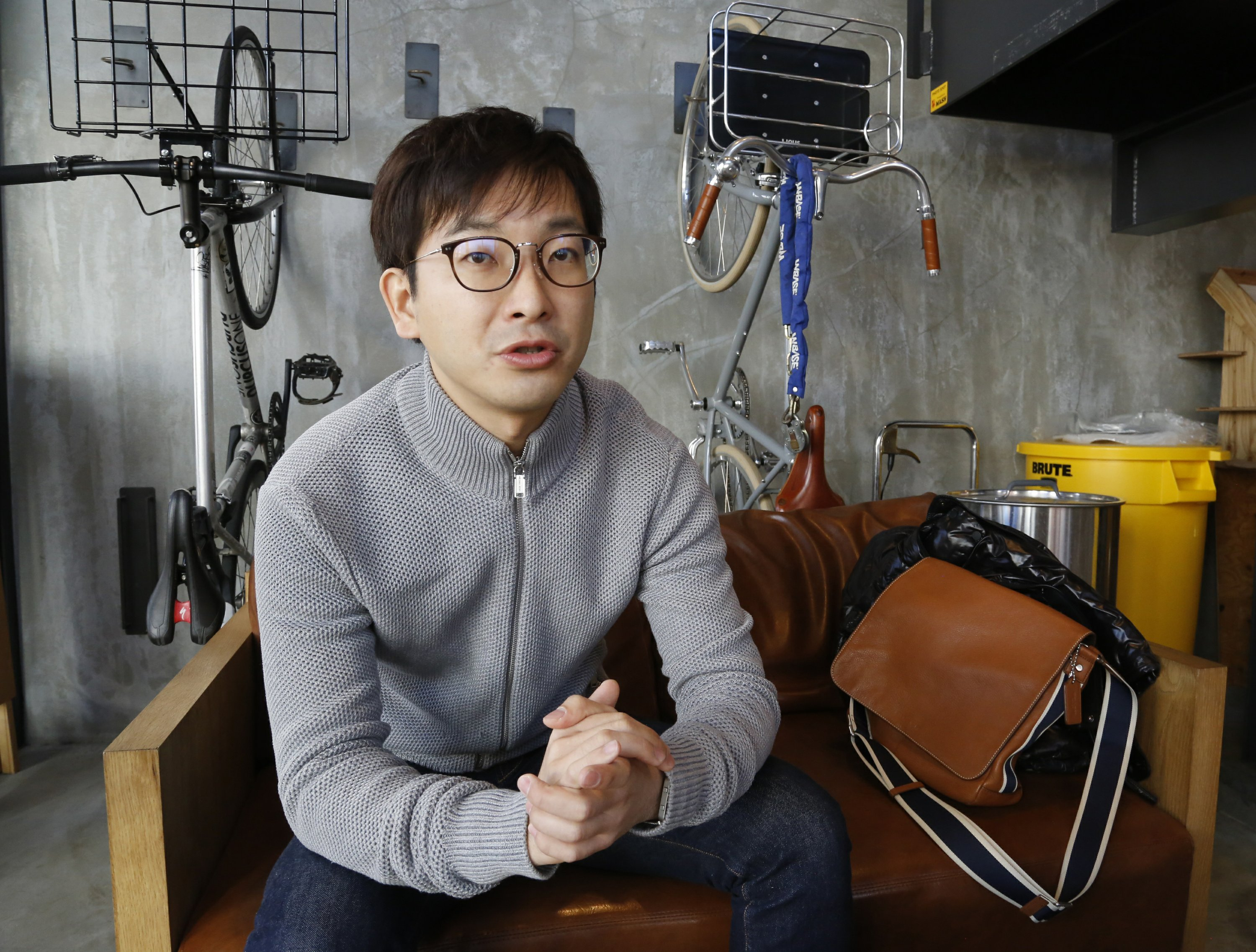 Startups in Japan seeing ample cash but lack of innovators