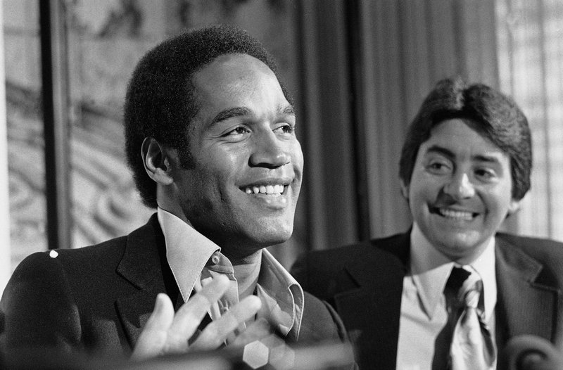 O.J. Simpson, Edward J. DeBartolo Jr.