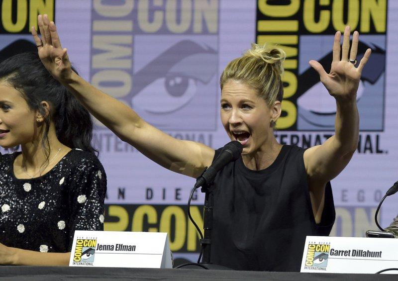 Danay Garcia, Jenna Elfman