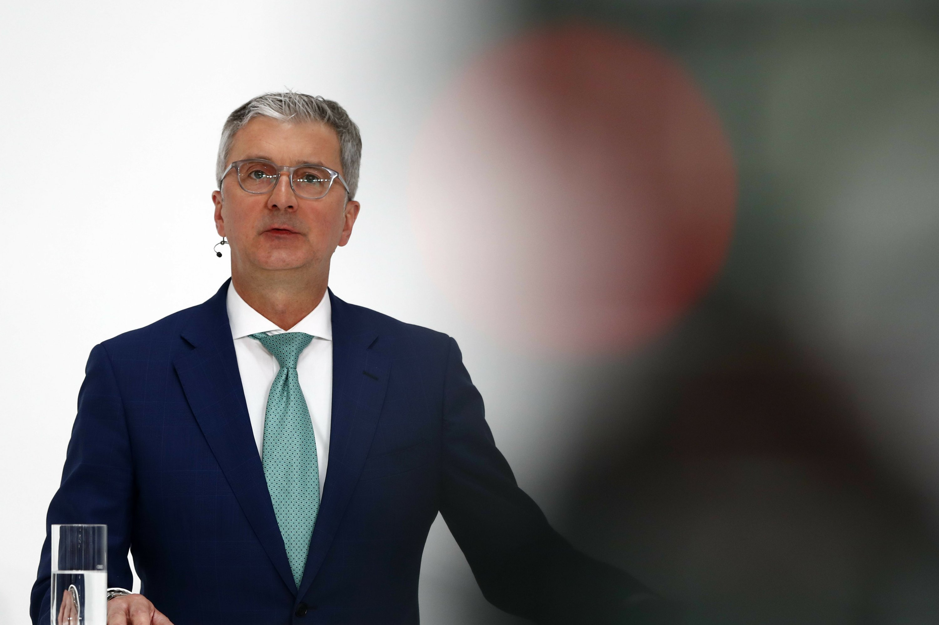 Audi CEO detained in the case of fake data on emissions of diesel engines 89