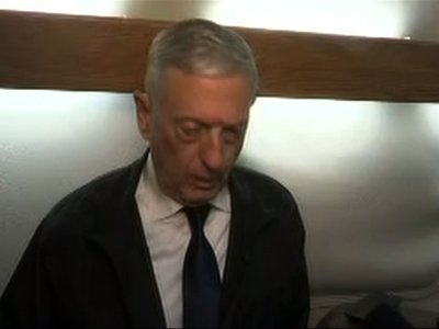 Mattis: Afghan Victory Would Be Reconciliation