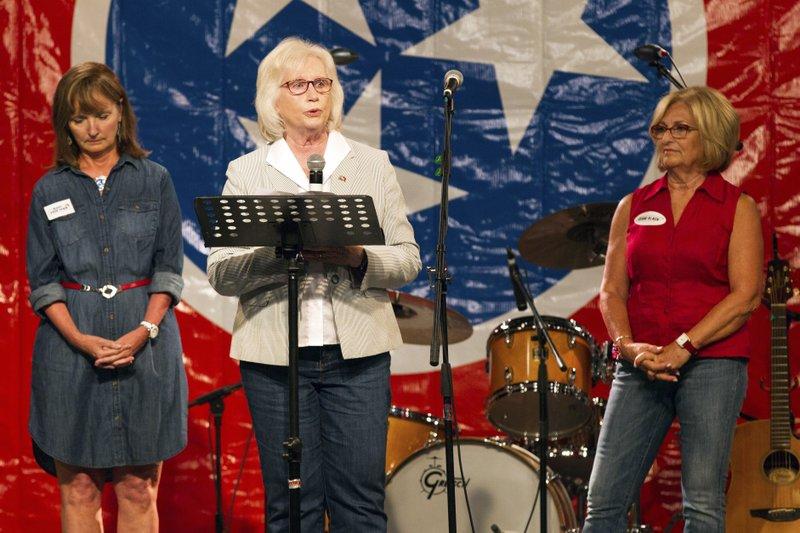 Mae Beavers, Beth Harwell, Diane Black