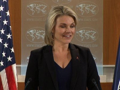 State Dept: 'There Will Be No Personnel Changes'