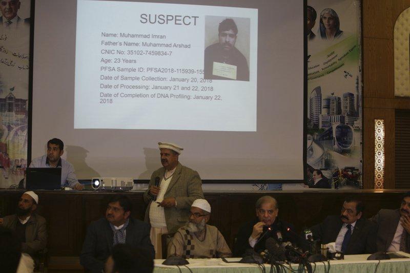Shahbaz Sharif, Mohammed Amin Ansari