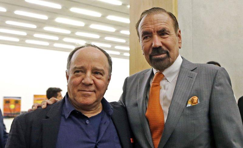 Jorge Perez, Roberto Fabelo