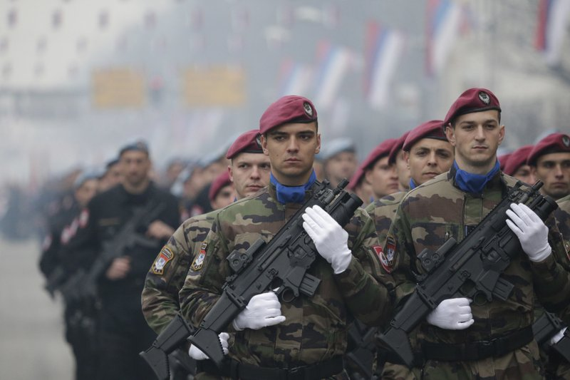 Bosnia Serbs holiday