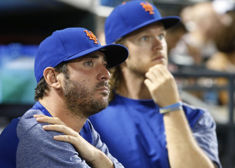 Matt Harvey, Noah Syndergaard