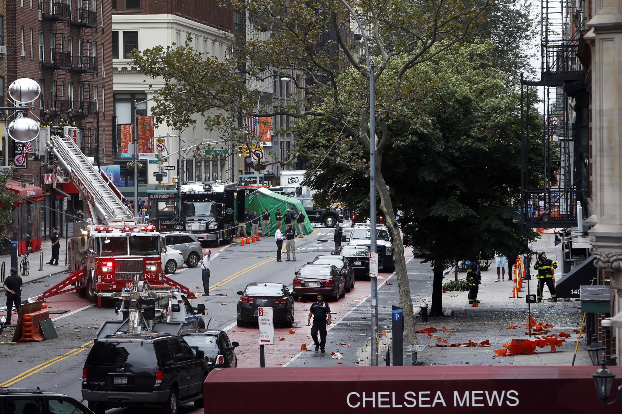Explosive devices in NY, NJ made with easy-to-get materials