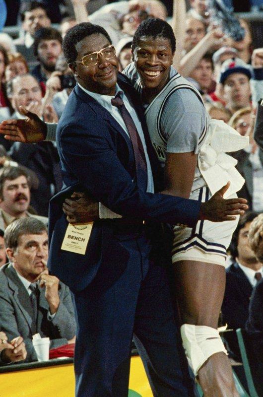 John Thompson, Patrick Ewing