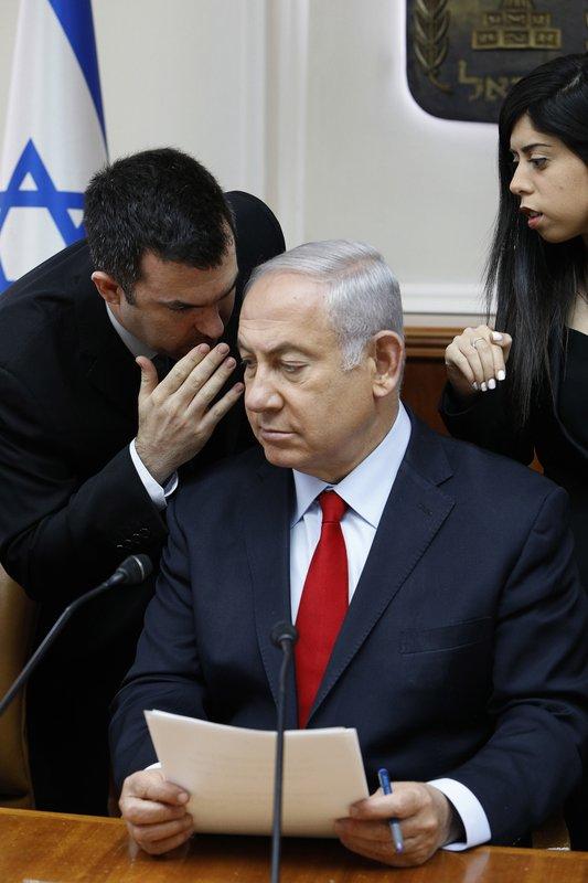 Benjamin Netanyahu, David Keyes