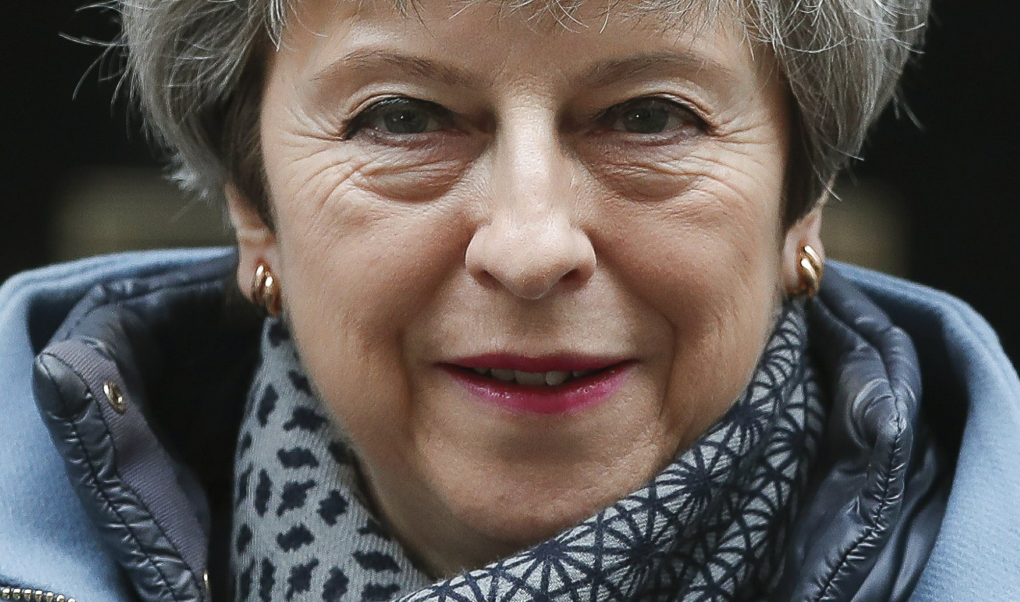 UK's May concedes Brexit deal won't pass 'in near future'