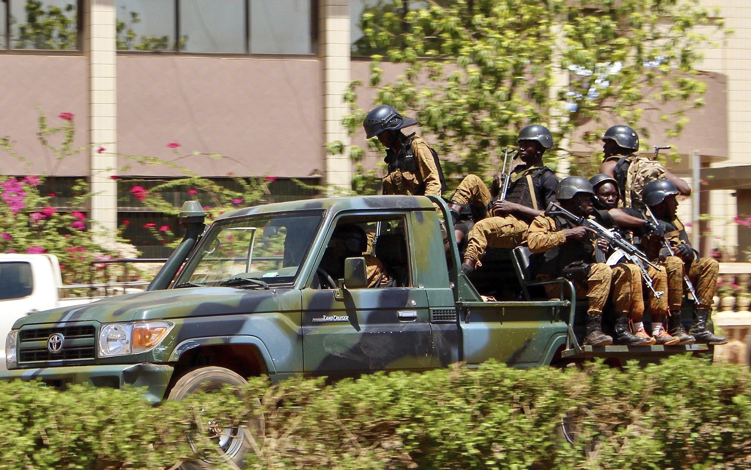 Deadly attacks by extremists strike Burkina Faso capital
