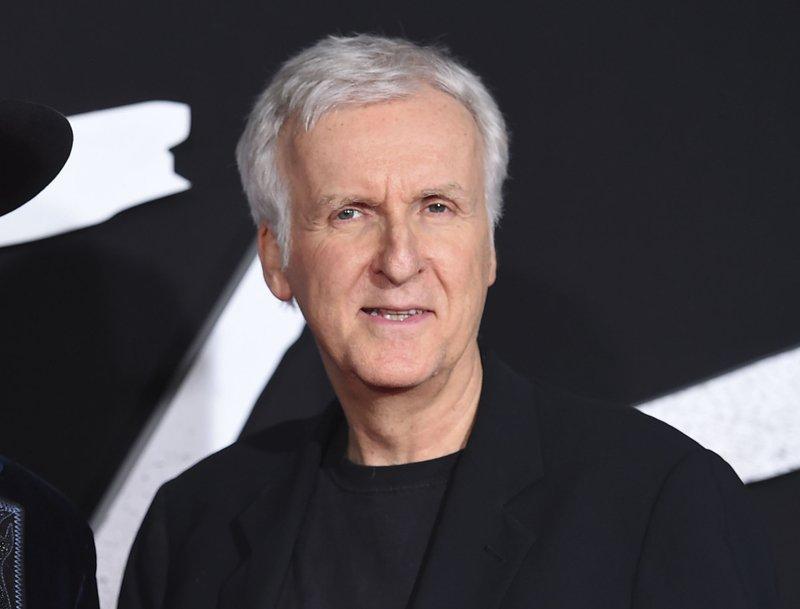 James Cameron age